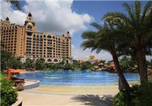 珠海长隆酒店景观设计