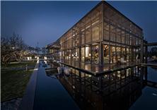 南京仁恒绿洲新岛销售中心景观设计
