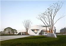 江西绿地金融产业园景观设计