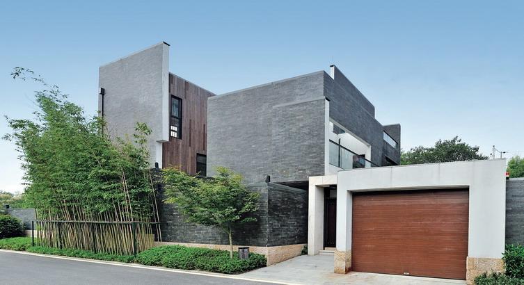 南昌万科青山湖名邸建筑设计