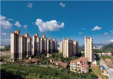深圳万科金色半山花园建筑设计