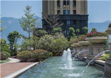 福州恒宇国际花园景观设计
