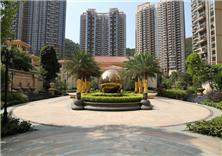 深圳陶金山景观设计