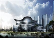 上海跨國采購會展中心建筑設計