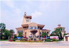 武汉碧桂园生态城展示区及会所景观设计