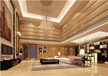禅韵风致——现代奢华风格空间设计