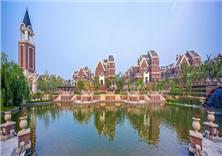 济南翡翠莱蒙湖规划及景观方案设计