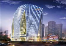 成都南二环商业项目建筑方案设计