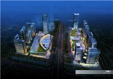 南京万汇城建筑方案设计