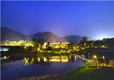 福州融汇桂湖酒店展示区景观设计