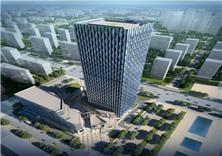 鎮江綠地中央廣場建筑方案設計