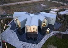 南昌玫瑰城展示中心建筑設計