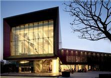 南昌外滩公馆展示中心建筑设计