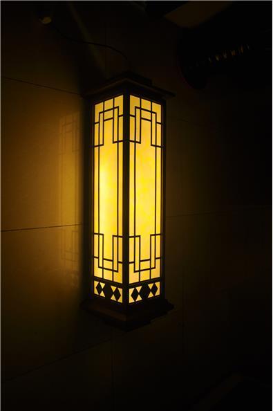 广州番禺大石碧桂园藏珑府示范区- 景观柱头灯