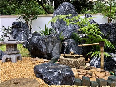 丹霞奇石--日式...