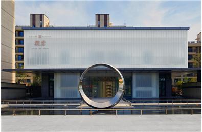 U型玻璃-常州华宇觀棠