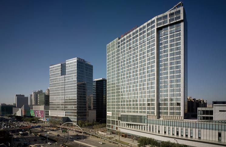 北京富力中心